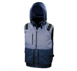 R335X0406 - Result•Workguard X-Over Gilet