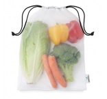 MB9203 - Mesh recycled-PET grocery bag. Min 250 pcs