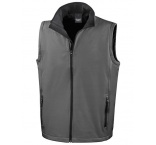 R232M1506 - R232M•Mens Printable Soft Shell Bodywarmer