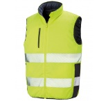 R332X0906 - R332X•Safe-Guard Reversible Soft Padded Safety Gilet
