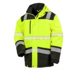 R475X0906 - R475X•Printable Softshell Safety Coat